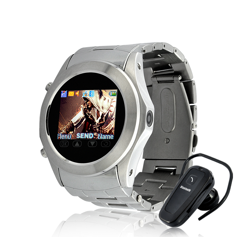 "Mobile Phone Watch ""Assassin Dawn"" - Quadband GSM, MP4, Touch Screen OA1516"
